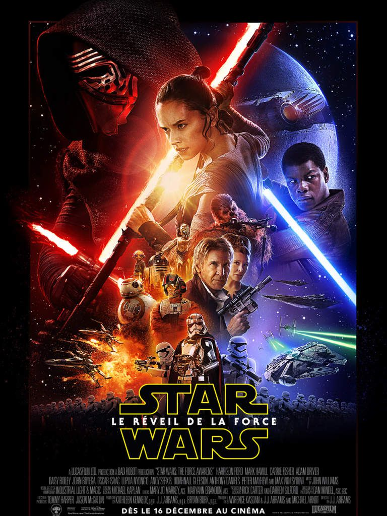 CRITIQUE: &quot&#x3B;STAR WARS: LE RÉVEIL DE LA FORCE&quot&#x3B;