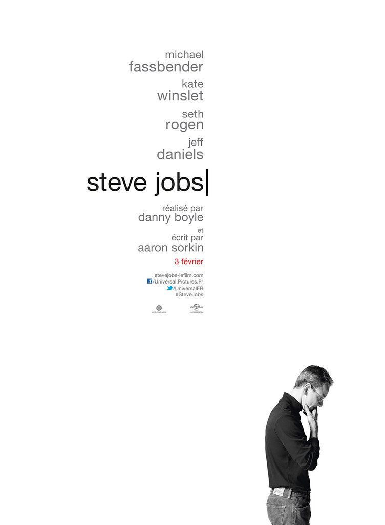 CRITIQUE: &quot&#x3B;STEVE JOBS&quot&#x3B;