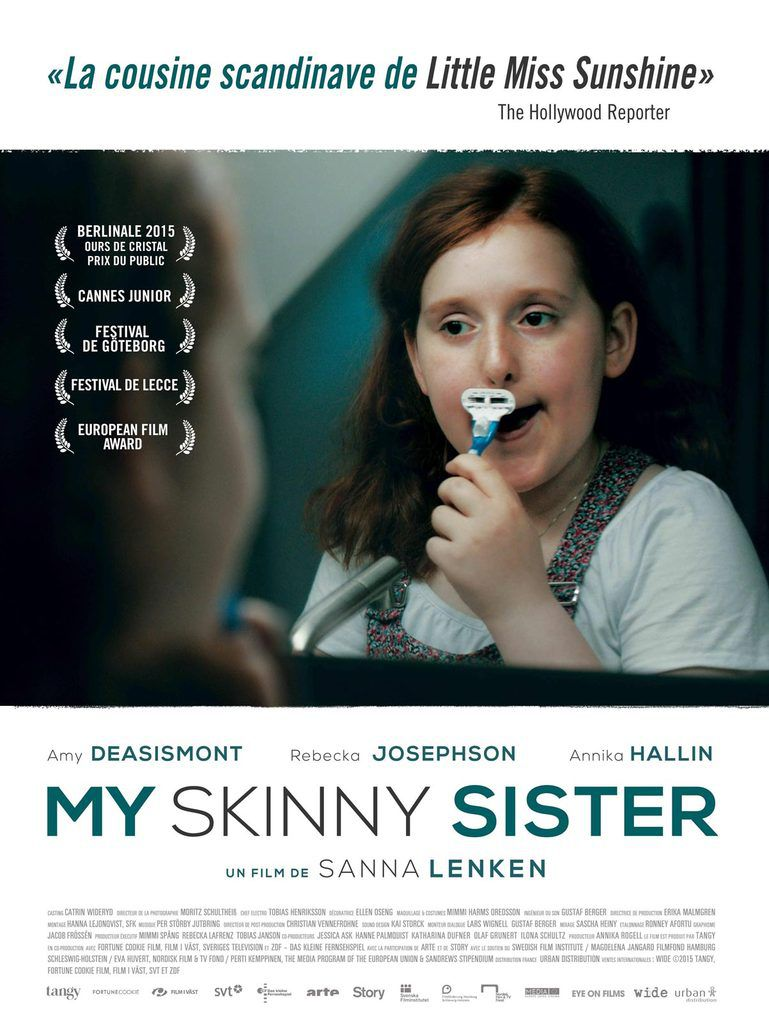 CRITIQUE: &quot&#x3B;MY SKINNY SISTER&quot&#x3B;