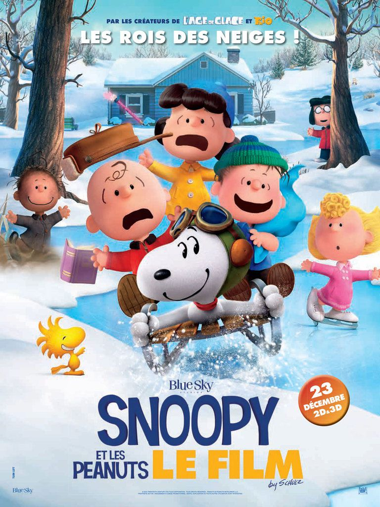 &quot&#x3B;SNOOPY ET LES PEANUTS&quot&#x3B;, FEATURETTE OFFICIELLE