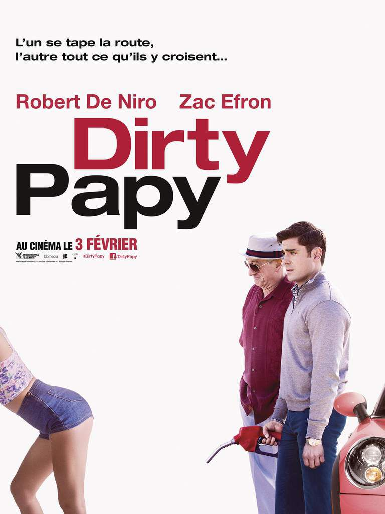 &quot&#x3B;DIRTY PAPY&quot&#x3B;, LA BANDE-ANNONCE REDBAND !