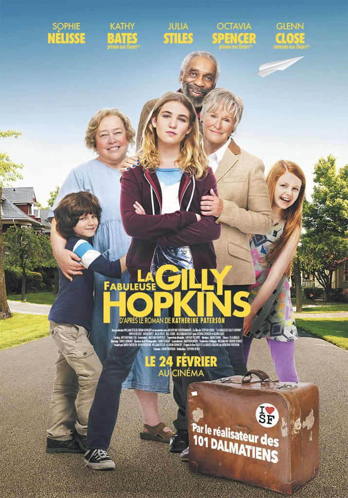 CRITIQUE: &quot&#x3B;LA FABULEUSE GILLY HOPKINS&quot&#x3B;