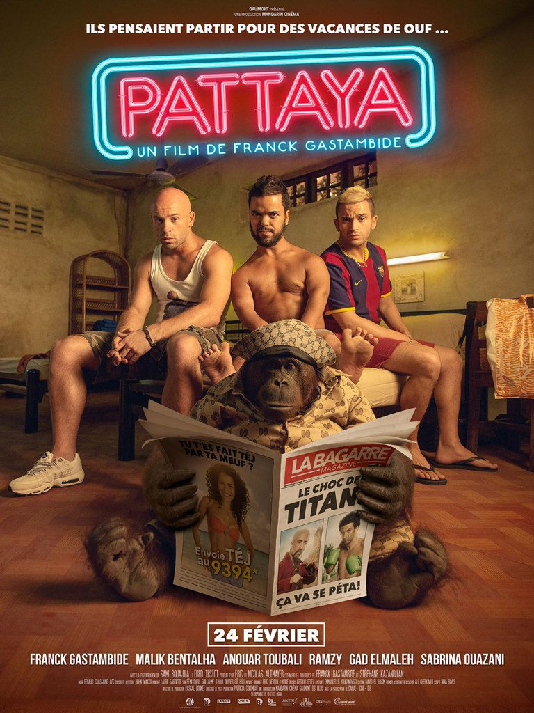 "CRITIQUE: ""PATTAYA"""