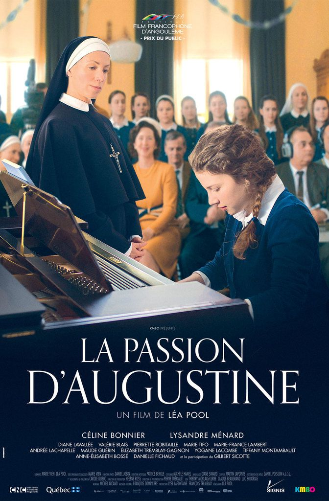 "CRITIQUE: ""LA PASSION D'AUGUSTINE"""