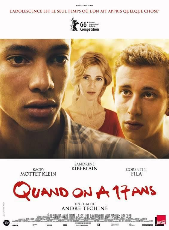 &quot&#x3B;QUAND ON A 17 ANS&quot&#x3B;, BANDE-ANNONCE