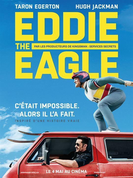 MATCH DES CRITIQUES: &quot&#x3B;EDDIE THE EAGLE&quot&#x3B;, PAR VALENTIN