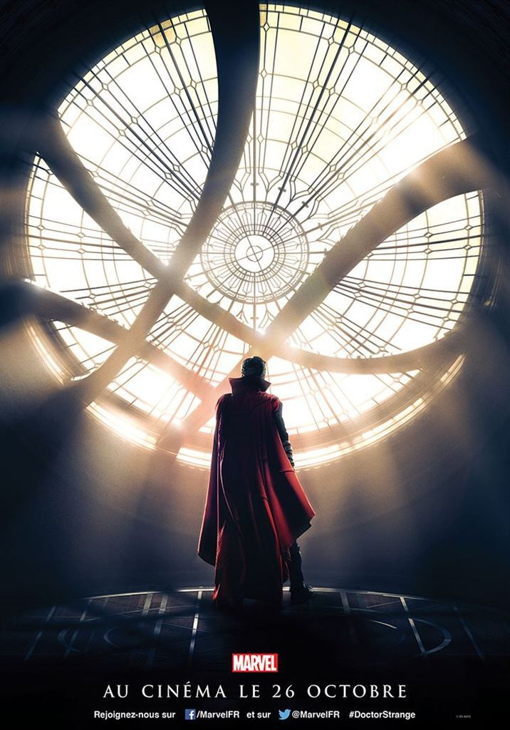 &quot&#x3B;DOCTOR STRANGE&quot&#x3B;, BANDE-ANNONCE