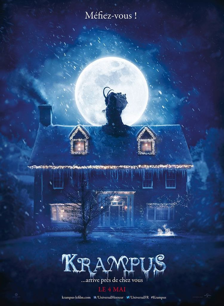 CRITIQUE: &quot&#x3B;KRAMPUS&quot&#x3B;