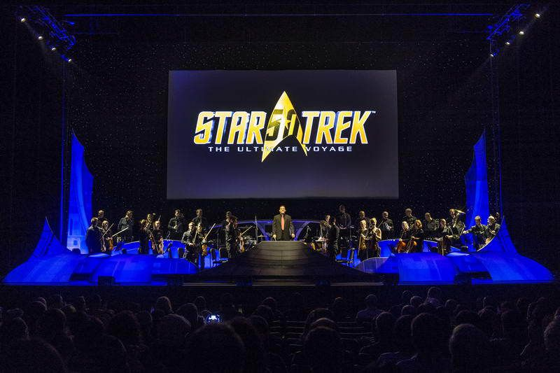 REVIVEZ LA SAGA &quot&#x3B;STAR TREK&quot&#x3B; EN CONCERT A PARIS !