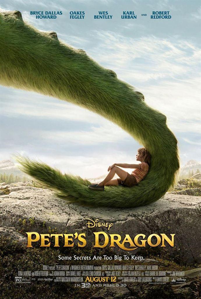 """""""PETER ET ELLIOTT LE DRAGON"""", NOUVELLE BANDE-ANNONCE"""