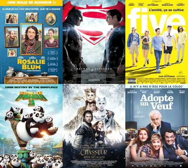 BLU-RAY: SORTIES DU MOIS D'AOUT