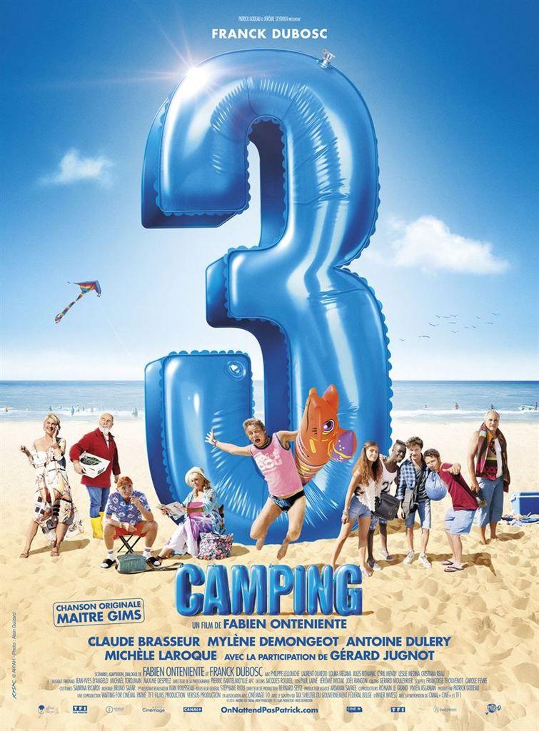 CRITIQUE: &quot&#x3B;CAMPING 3&quot&#x3B; (CELUI QUI FAIT PASSER LE 2 POUR UN BON FILM)