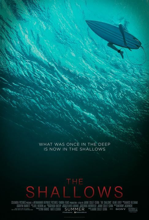 """Instinct De Survie – The Shallows"" de Jaume Collet-Serra"