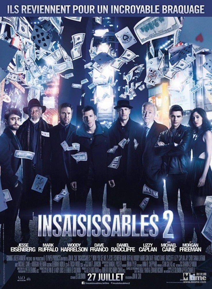 """Insaisissables 2"" de John M. Chu"