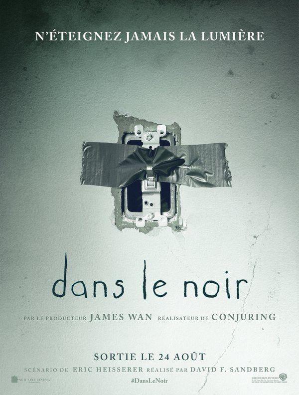 """""""Dans Le Noir"""" de David F. Sandberg"""