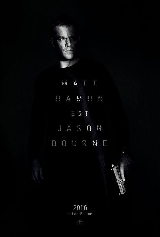 """Jason Bourne"" de Paul Greengrass"