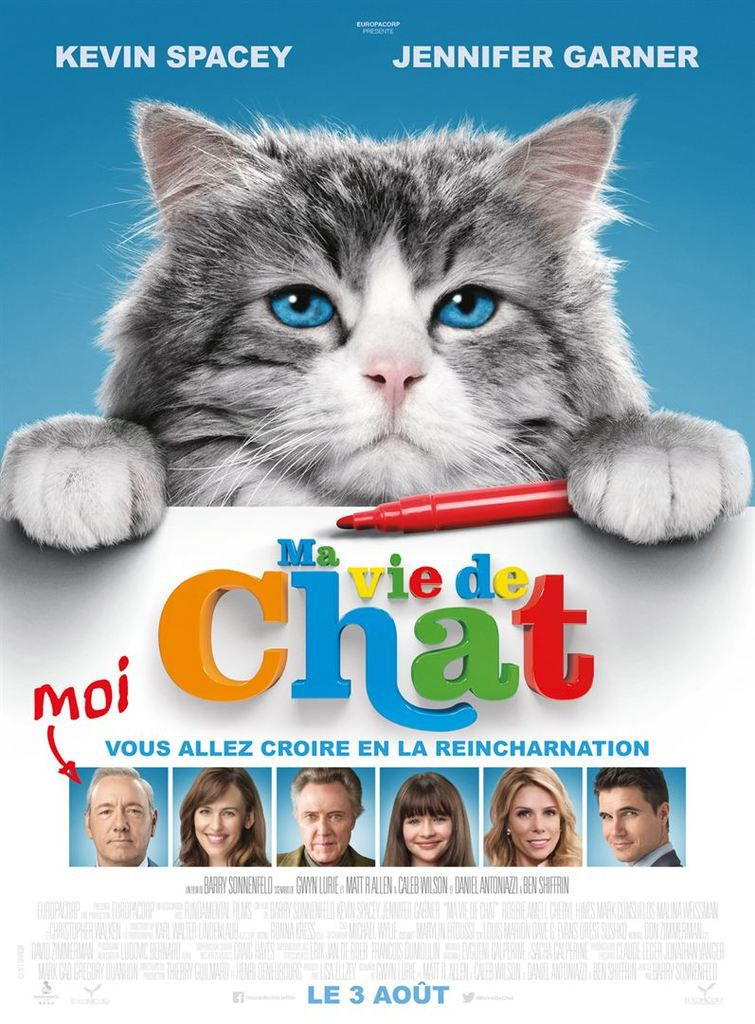 """Ma Vie De Chat"" de Barry Sonnenfeld"