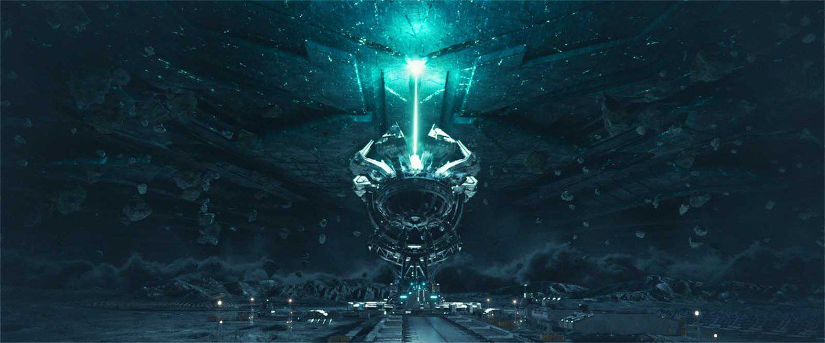 CRITIQUE: &quot&#x3B;INDEPENDENCE DAY: RESURGENCE&quot&#x3B;