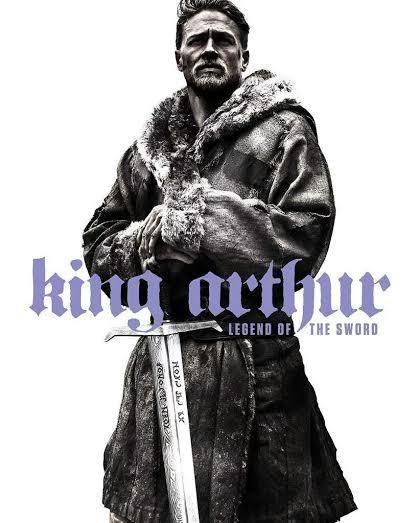 &quot&#x3B;KING ARTHUR&quot&#x3B;, BANDE-ANNONCE (#SDCC2016)