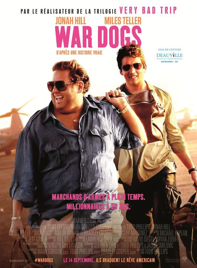 "CRITIQUE: ""WAR DOGS"""