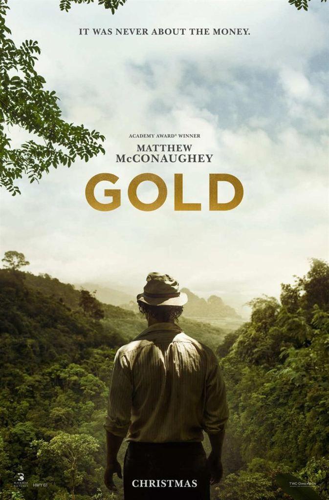 MATTHEW MCCONAUGEY EST MILLIARDAIRE DANS LA BANDE-ANNONCE DE &quot&#x3B;GOLD&quot&#x3B;