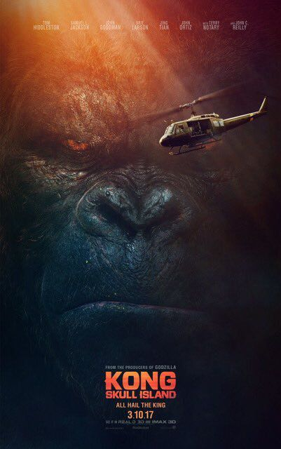 &quot&#x3B;KONG: SKULL ISLAND&quot&#x3B;, NOUVELLE BANDE-ANNONCE