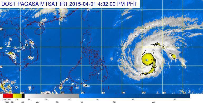 Un super typhon de plus sur les Philippines ?