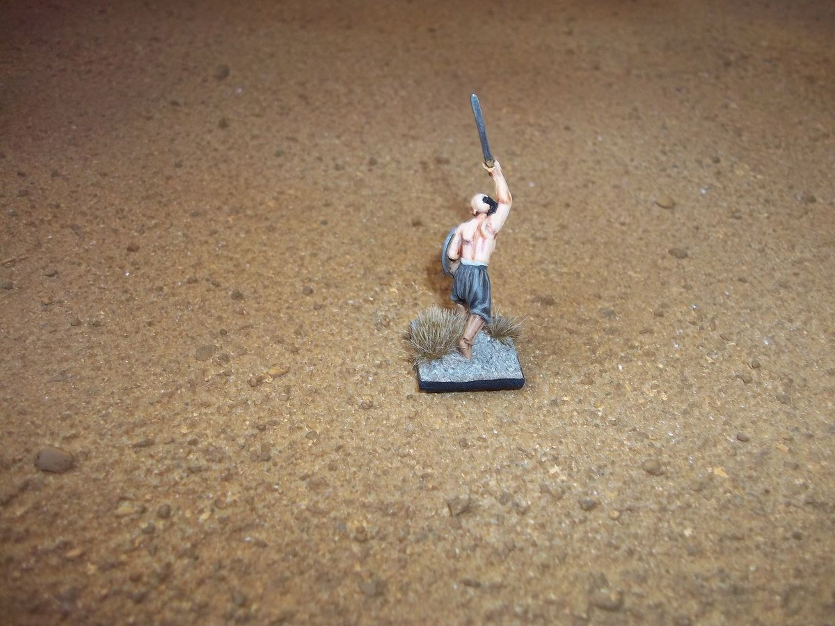 Figurine Perry miniatures.