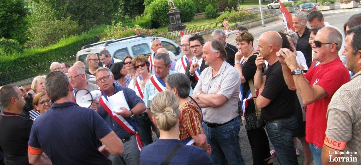Lundi, à la suite de son déplacement à Metz, Manuel Valls a fait une étape remarquée à Longwy.