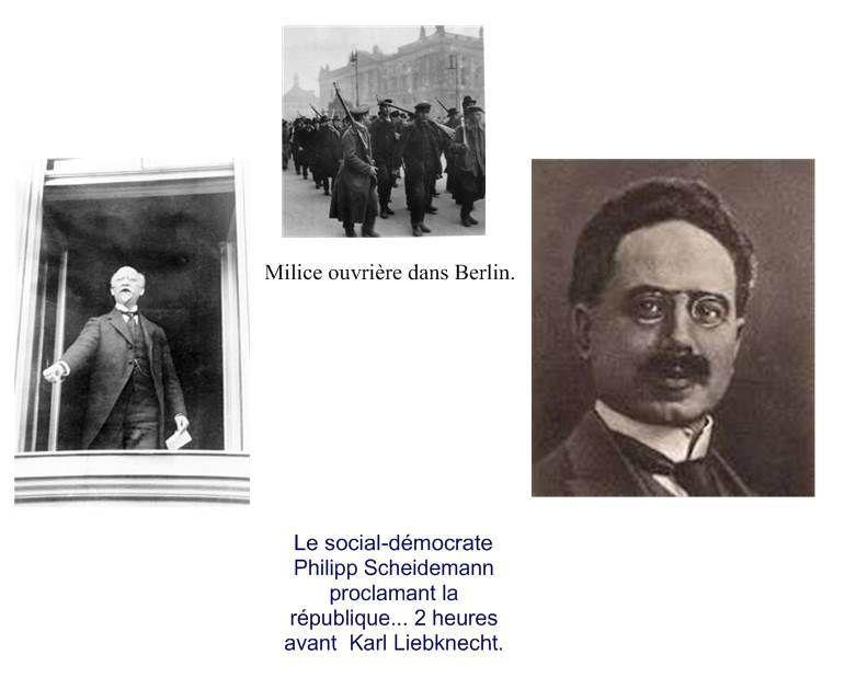 Histoire du mouvement ouvrier en Allemagne depuis 1875