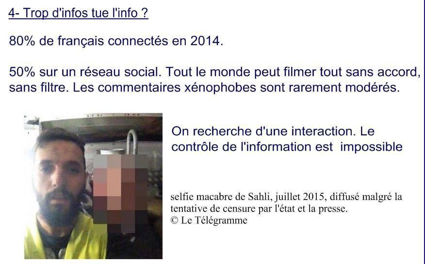 Un média Belge s'attaque aux propos racistes sur Facebook : http://www.lexpress.fr/actualite/medias/messieurs-et-mesdames-les-xenophobes-un-media-belges-s-attaque-aux-commentaires-sur-facebook_1706522.html
