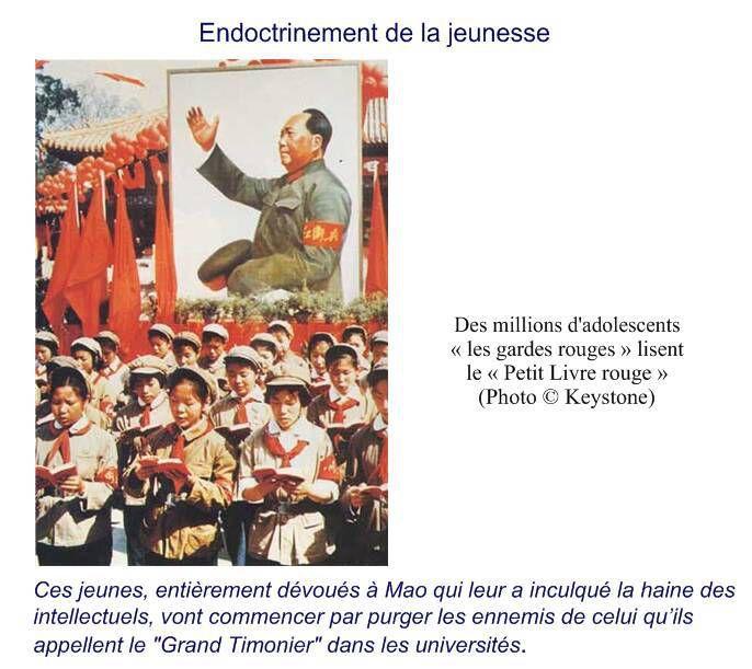 La Chine et le monde puis 1949