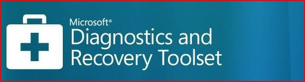 Microsoft Diagnostics and Recovery Toolset (DaRT)