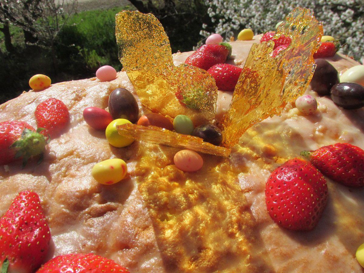 Le Maxi Gâteau de Pâques 2015