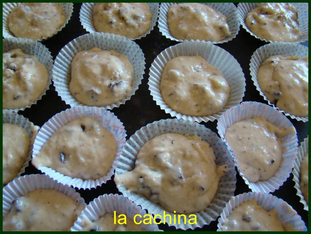 Muffin rapide recette américaine (pas provençal)