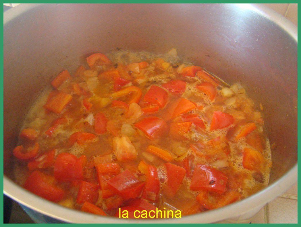 La soupe de poisson bâtarde  AVEC la recette