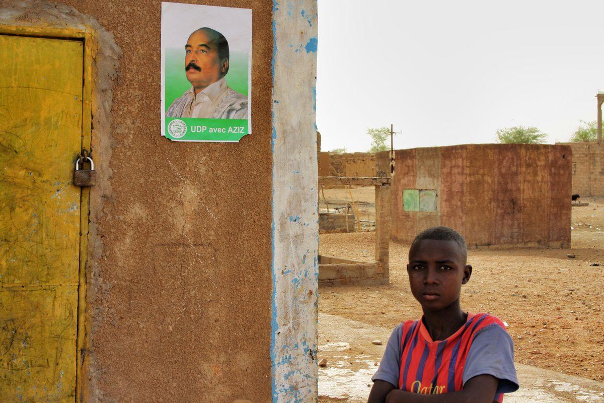 Mohamed Ould Abdel Aziz : « Silence, on dénégrifie ! » - ou les 5 étapes du projet du Président