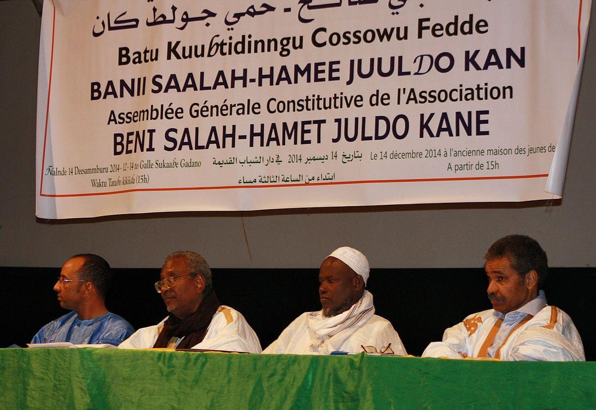 """Association Beni Saleh-Hamet Djouldo Kane : """"Nos racines sont bien plus mêlées qu'on ne le croit savoir"""""""
