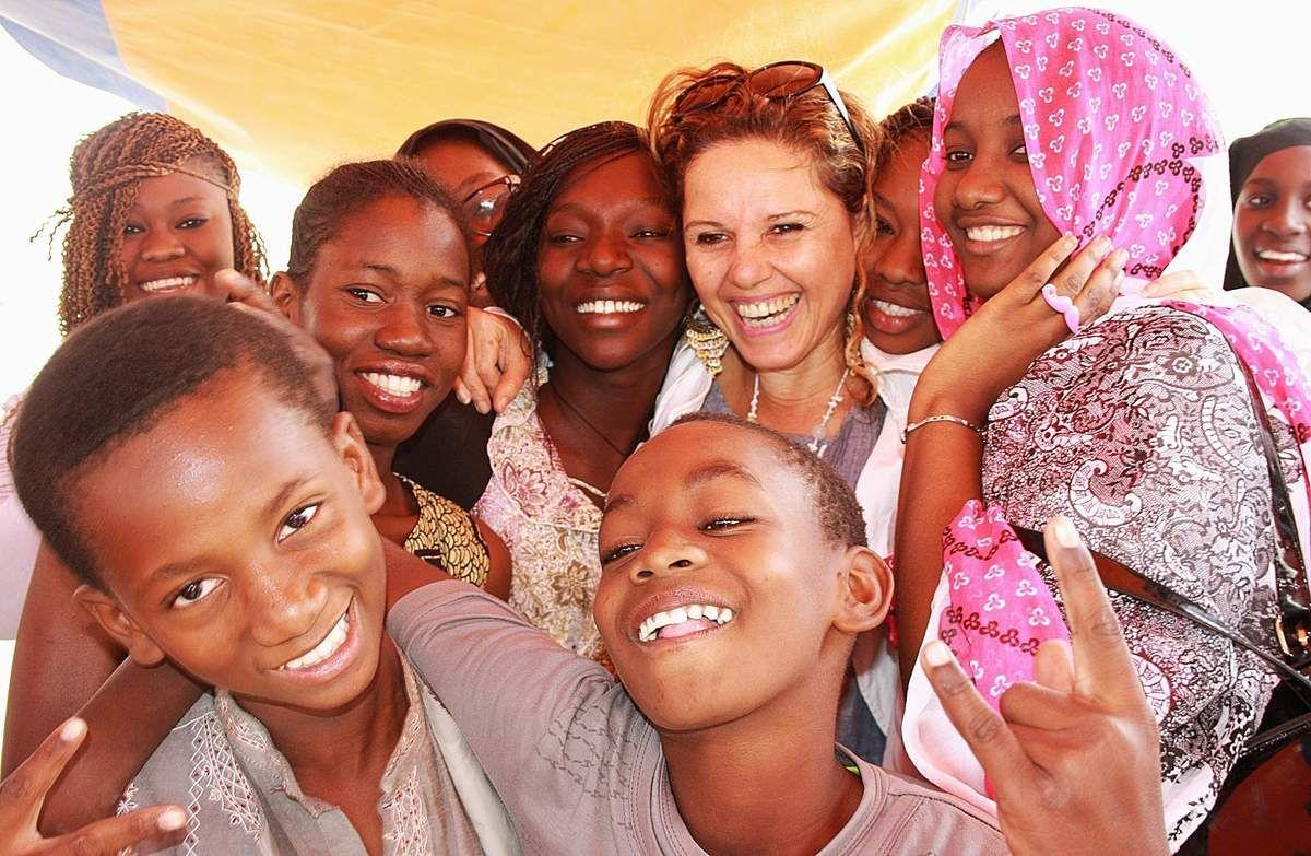 Traversées Mauritanides : Quand un  rayon marocain illumine le Baobab !