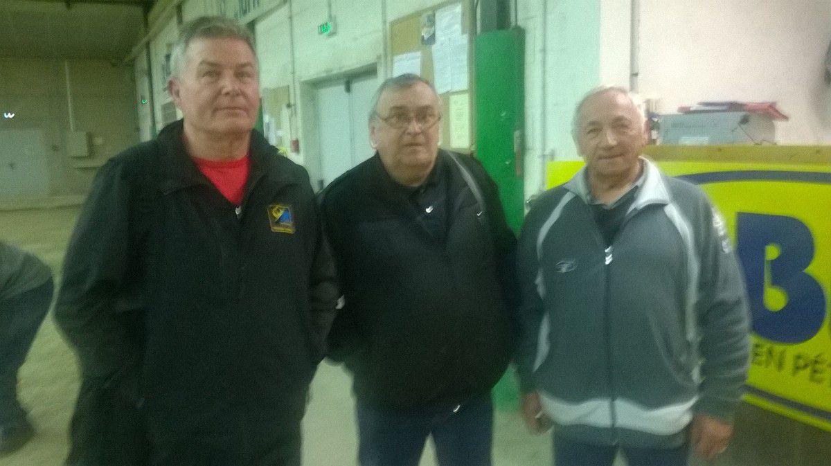 Qualificatif master 55 ans et + Albi Madeleine (81)