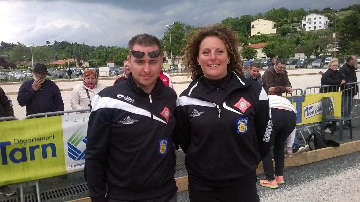 Championnats de ligue à Castres 23, 24 et 25 mai 2015