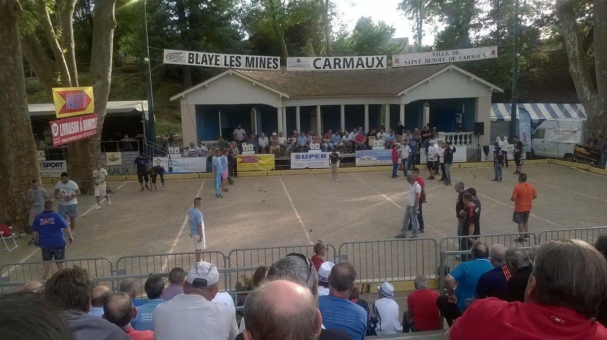 Supranational de Carmaux 2015