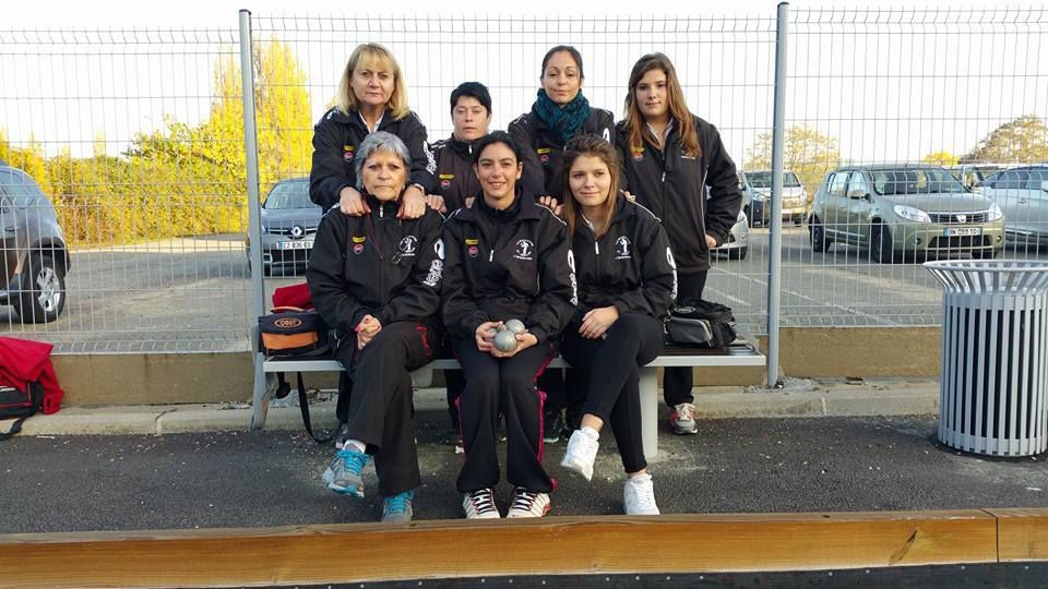 Championnat national des clubs 2015 - CNC 1