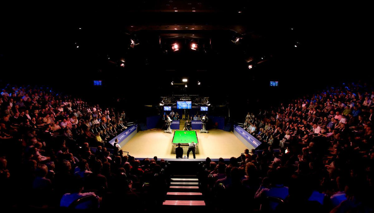 Championnat du Monde de snooker à Sheffield (GB)