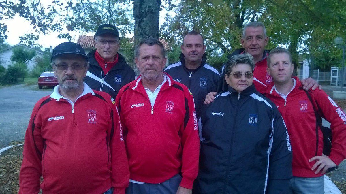 CHAMPIONNAT du TARN des CLUBS 2017 6e division