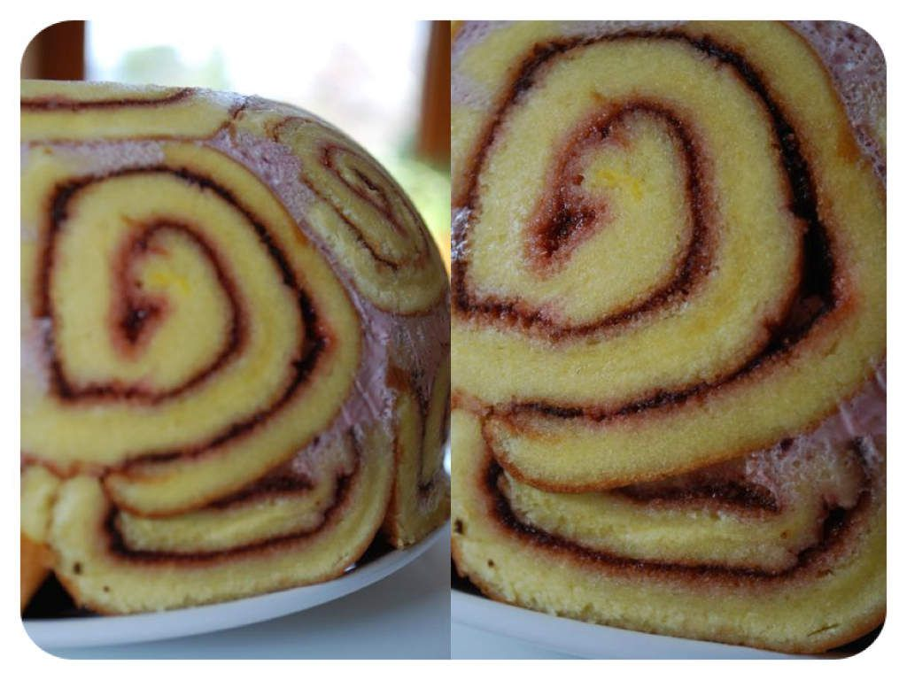 Charlotte royale aux fruits rouges (Thermomix &amp&#x3B; Demarle)
