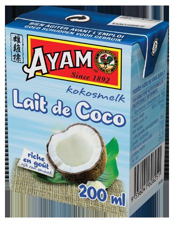 Crème coco au thermomix