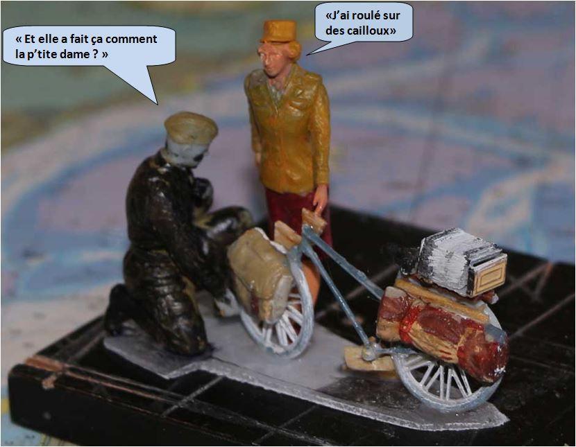 Le Môle&quot&#x3B;, diorama imaginaire au 1/35