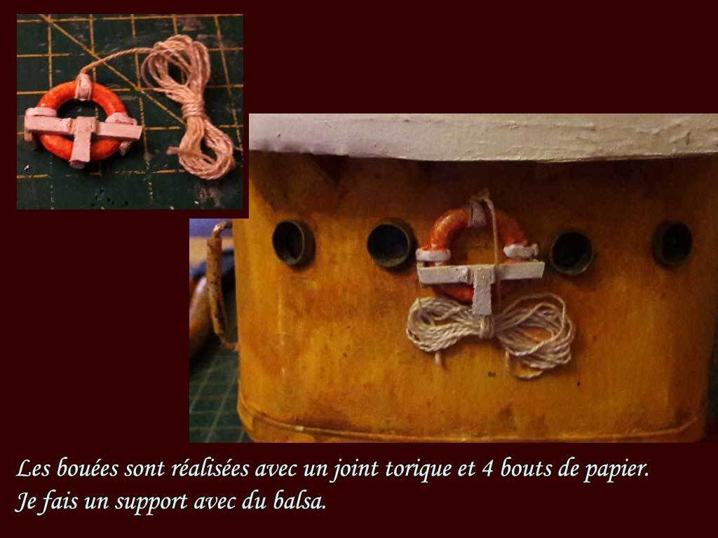 Habillage cabine (Saint Gilles)