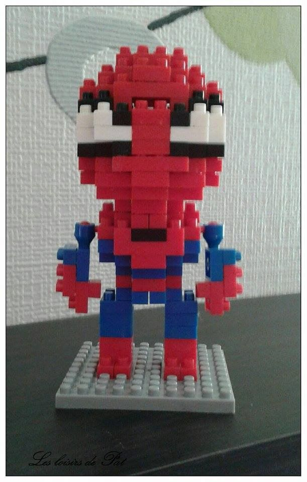 et Spiderman par Noa